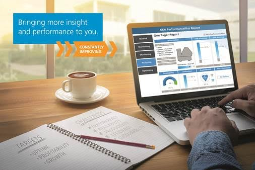 GEA PerformancePlus - New Service Concept Ensures Optimum Productivity