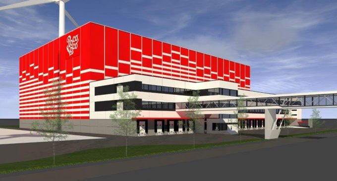 Egemin to Build High-bay Warehouse For Belgium Snack Food Producer Poco Loco