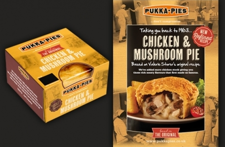 Pukka Pies Selects IFS Applications 9