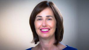 Amanda Sourry, President of Unilever Foods.