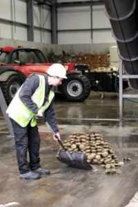 Last Christmas North London-based Willen Biogas turned thousands of tonnes of mince pies into biogas.