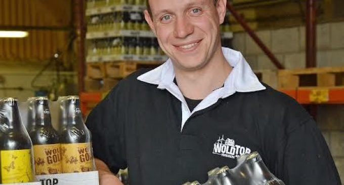 International Beer Judges Go For Gold From the Yorkshire Wolds