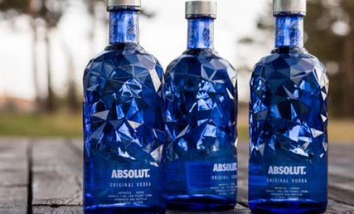 New limited edition Absolut bottle designed by Ardagh Group