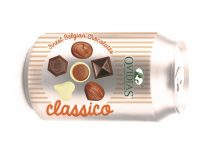 Ball collaborates with Ovidias to create drinks can with chocolate inside