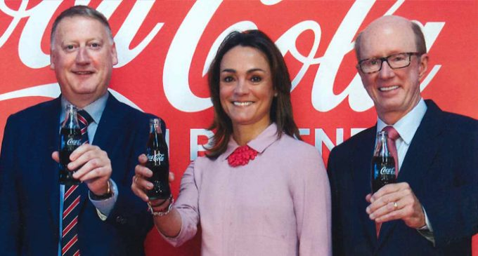 New Chief For Coca-Cola European Partners