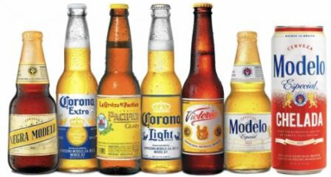Constellation Brands to Buy Mexican Brewery For 600 Million dolars