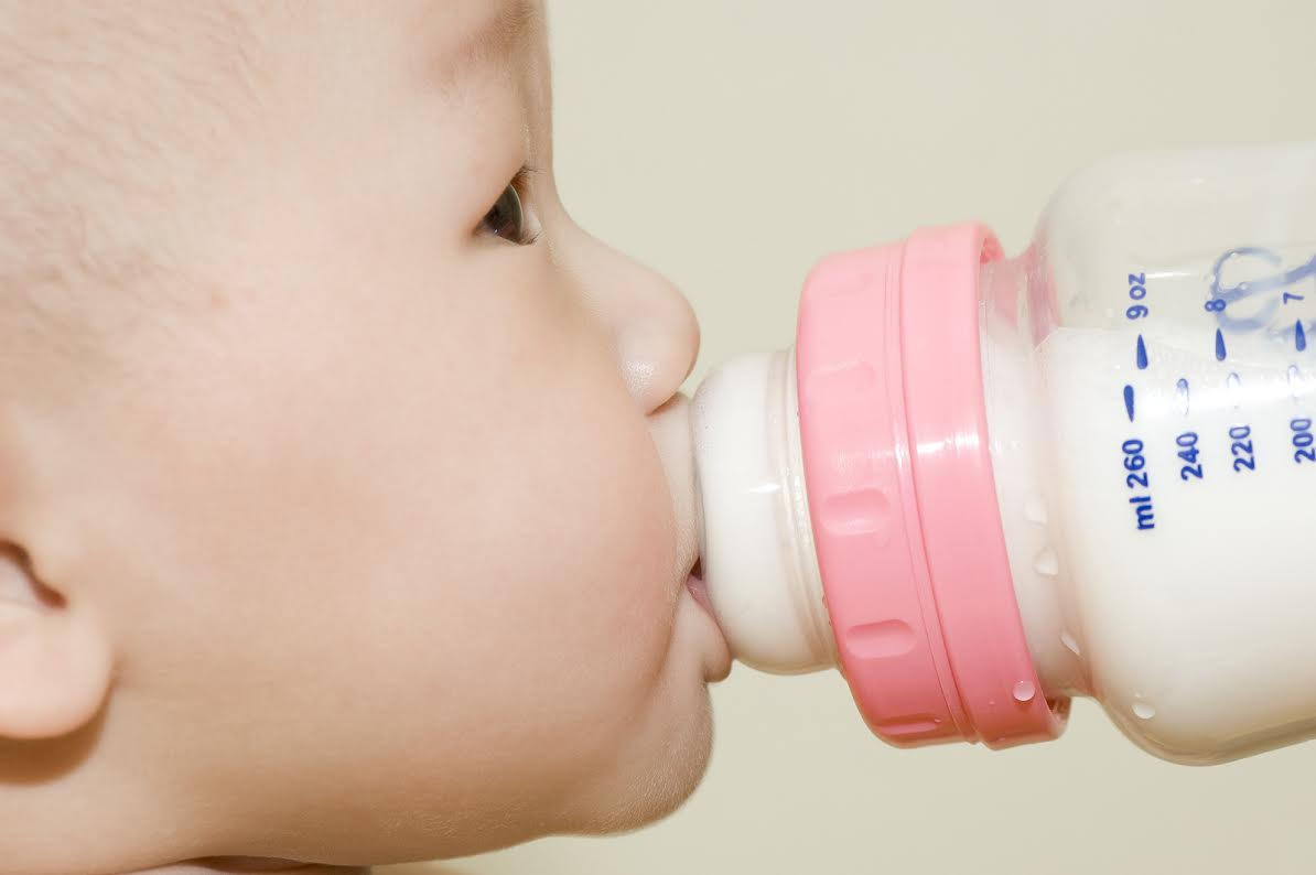 Draft Guidance on Substances in Food For Infants Below 16 Weeks - Open For Comments