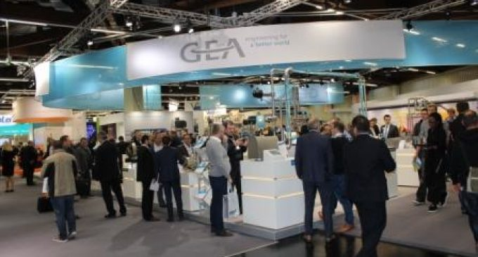 GEA Presented Innovative Solutions For the Beverage Industry at BrauBeviale 2016