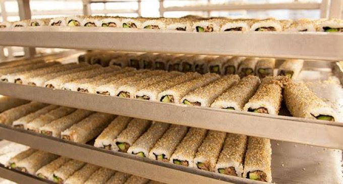Largest UK Sushi Manufacturer Uses Automation For Retailer Compliance
