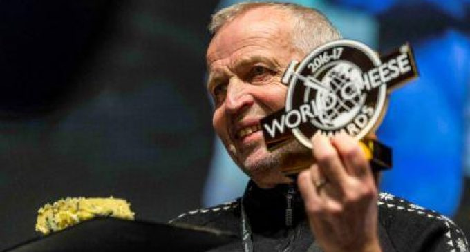 Kraftkar From Norway Crowned World Champion Cheese 2016