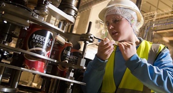 Nestlé Gives Further Boost to Youth Employability