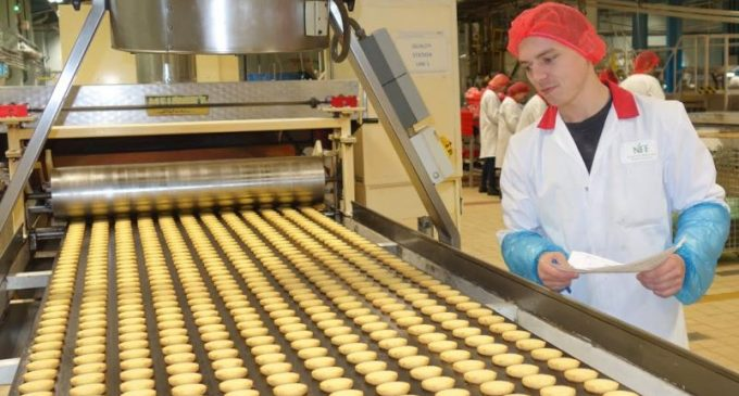 New Bake Production Line For Northumbrian Fine Foods Increases Capacity