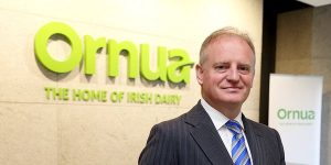 Kevin Lane, chief executive of Ornua.
