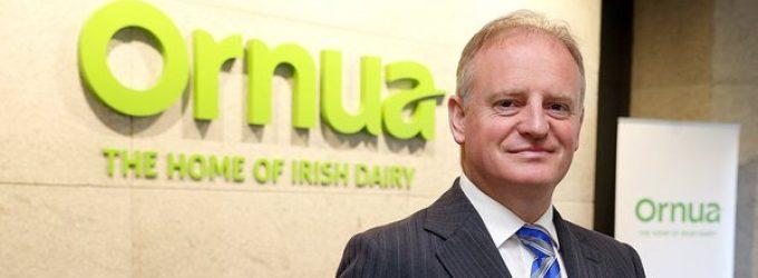 Ornua Delivers Record Revenue