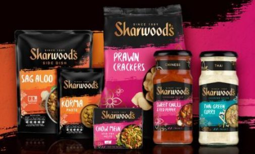 Premier Foods Unveils New Look For Sharwoods