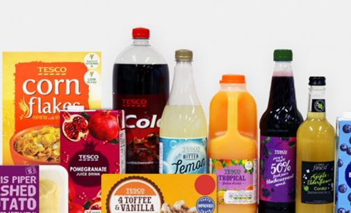 Tesco Reduces Sugar Content in All Own Brand Soft Drinks