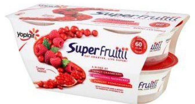 Yoplait Reveals New 0% Fat, Low-sugars Adult Yogurt Range