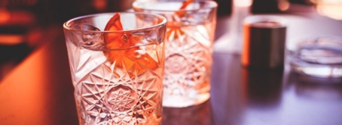 British Gin Boosted by Exports