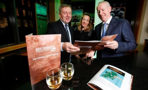 Ireland Aims to Become the World Leader in Whiskey Tourism by 2030