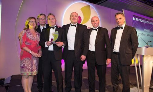 Pentair Haffmans Wins UK AD & Biogas Award