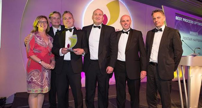 Pentair Haffmans Wins UK AD & Biogas Award