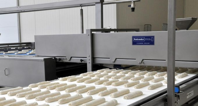 Rademaker Supplies Innovative Solutions For the Bakery Industry