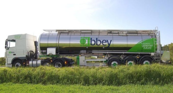 Abbey Logistics Acquires Leading UK Liquid Food Transport Company