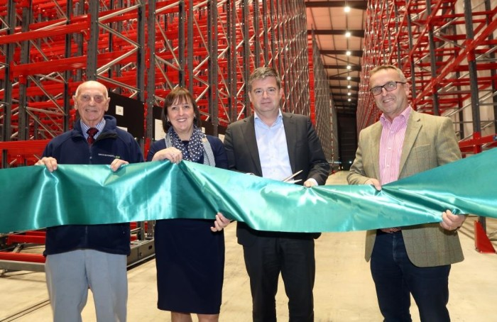 Arla Foods Opens New UK Cheese Storage and Maturation Facility