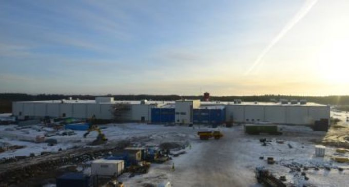 HKScan's New €80 Million Poultry Plant on Schedule