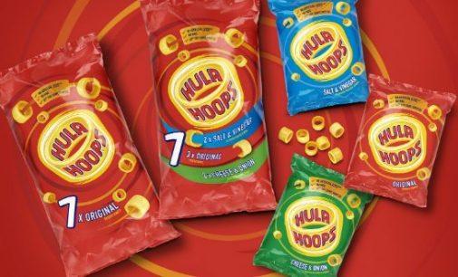 Hula Hoops Enhances its Playful Side With Rebrand