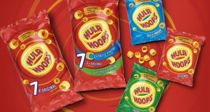 Hula Hoops Enhances its Playful Side With Rebrand