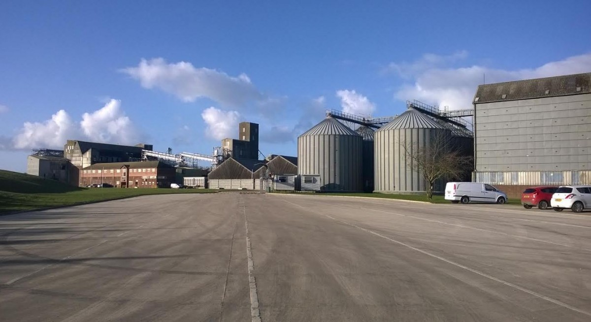 Record Production at Yorkshire Maltings