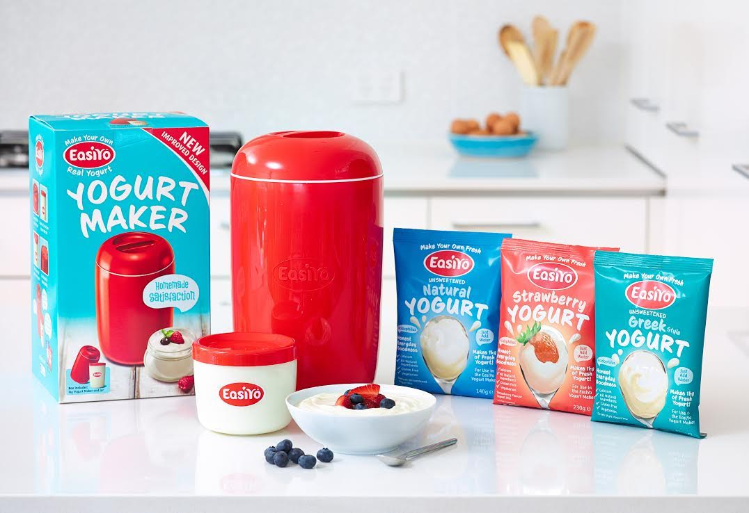 EasiYo & Ornua Nutrition Ingredients Announce Supply Partnership