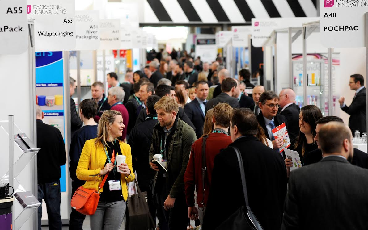 Global Brands Take to the Stage at UK's Leading Packaging Show