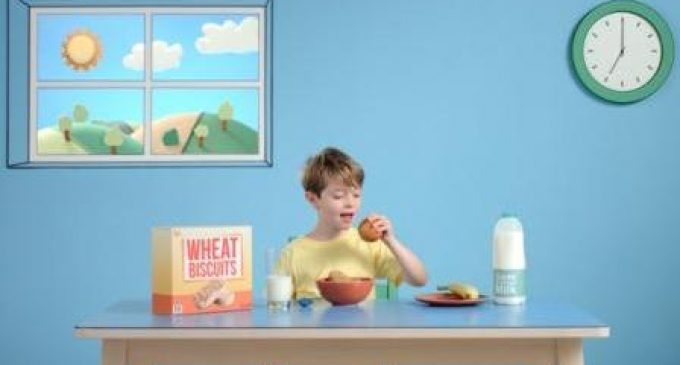 English Children Consuming Half Daily Recommended Sugar Intake at Breakfast