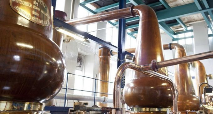 Record Year For Scotch Whisky Exports