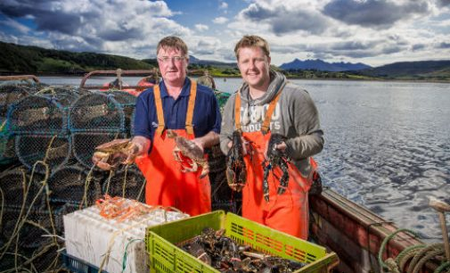 Seafood Scotland Nets a New Leader