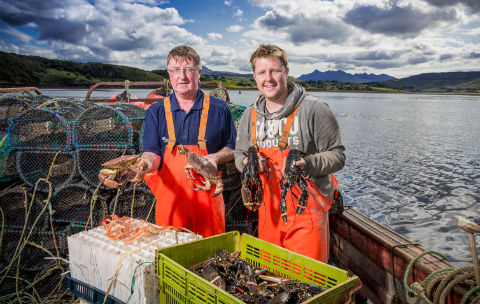 Seafood Scotland Nets a New Leader