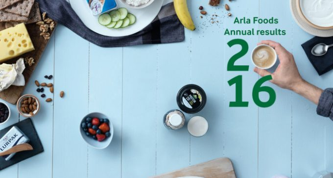 Arla Foods Achieves Strong Branded Growth in a Volatile Market