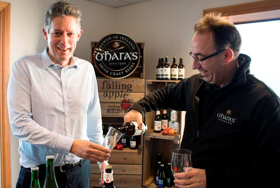 Carlow Brewing Company Acquires Craigies Cider