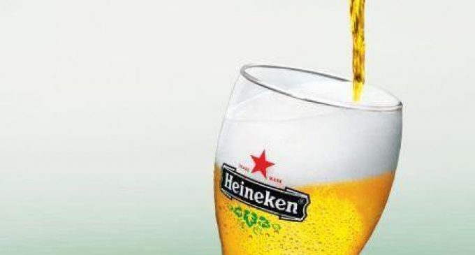 Heineken Expects Further Organic Revenue and Profit Growth in 2017