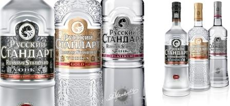 Russian Standard Vodka Launches in Iceland