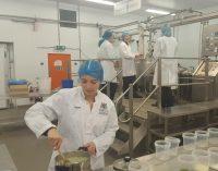 Graduate Trainees Taste the Future of Food Manufacturing