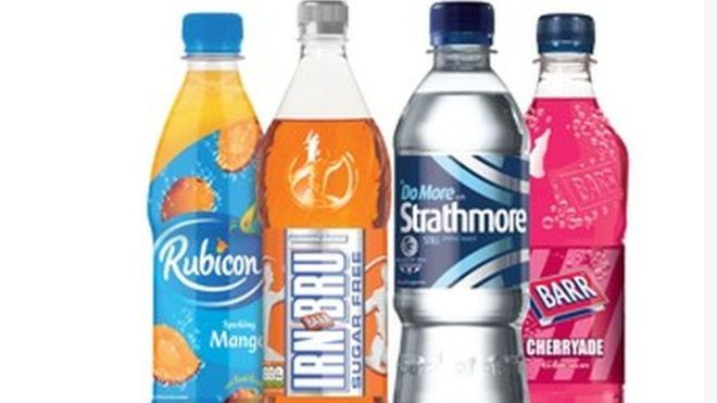 Further Commitment By AG Barr to Reduce Sugar