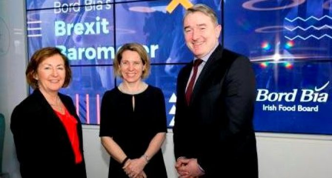 Bord Bia's 'Brexit Barometer' to Measure Impact on Irish Food Exporters