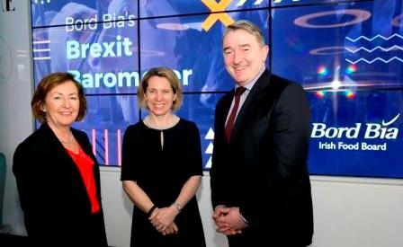 Bord Bia's 'Brexit Barometer' to Measure Impact on Irish Food Exporters