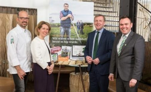 Bord Bia Launches Major Irish Beef Campaign in Germany