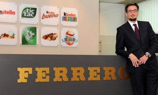 Leadership Change at Ferrero Group