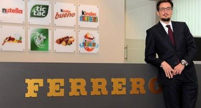 Leadership Change at Ferrero Group