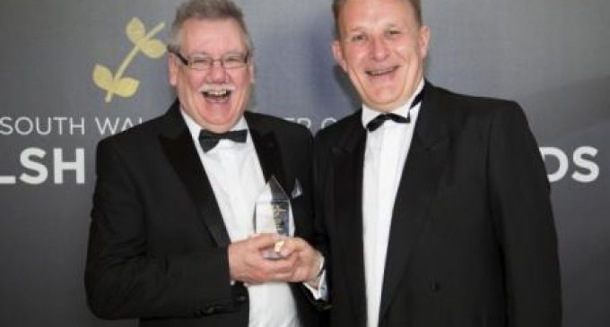 Lovemore Foods is 'Winner of Winners' at Welsh Business Awards